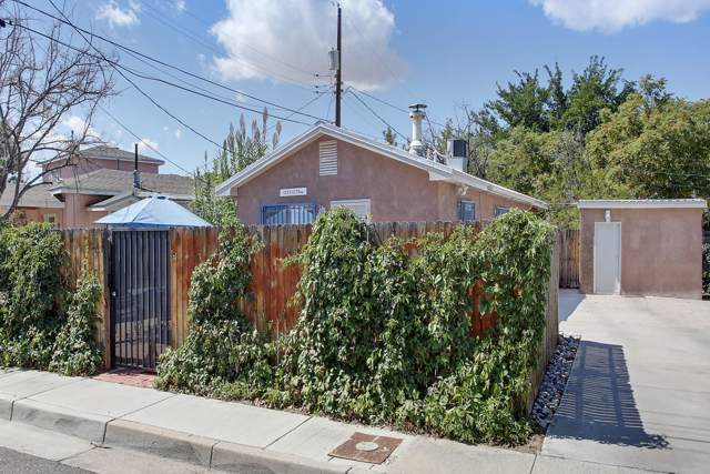 1003 10Th Street, Albuquerque, NM 87102 (MLS #954344) :: The Bigelow Team / Red Fox Realty