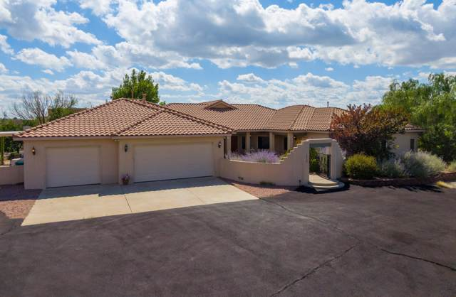 10930 Anaheim Avenue NE, Albuquerque, NM 87122 (MLS #954353) :: The Buchman Group