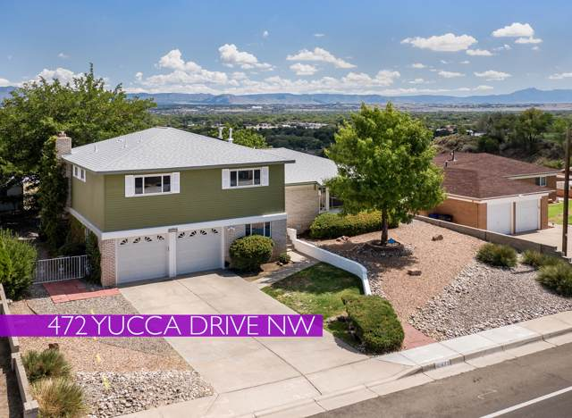 472 Yucca Drive NW, Albuquerque, NM 87105 (MLS #954354) :: Campbell & Campbell Real Estate Services