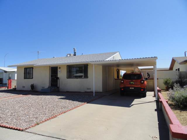 616 3Rd Street, Belen, NM 87002 (MLS #954359) :: Campbell & Campbell Real Estate Services