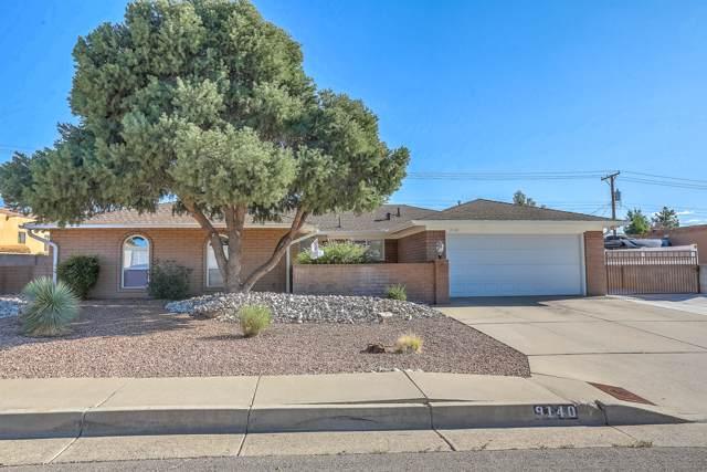 9140 Northridge Avenue NE, Albuquerque, NM 87111 (MLS #954363) :: Silesha & Company