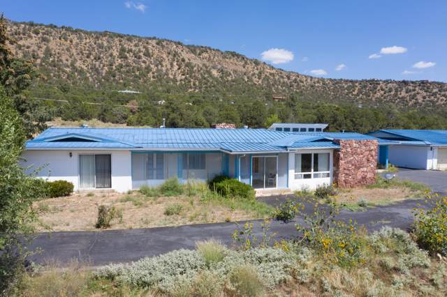 108 Rincon Loop, Tijeras, NM 87059 (MLS #954364) :: Campbell & Campbell Real Estate Services