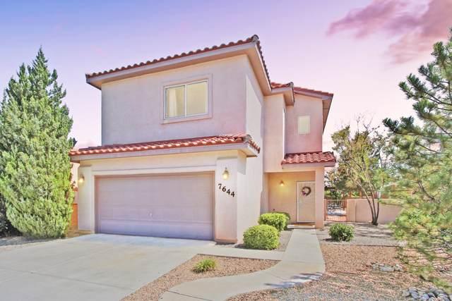 7644 Calle Armonia NE, Albuquerque, NM 87113 (MLS #954367) :: Campbell & Campbell Real Estate Services