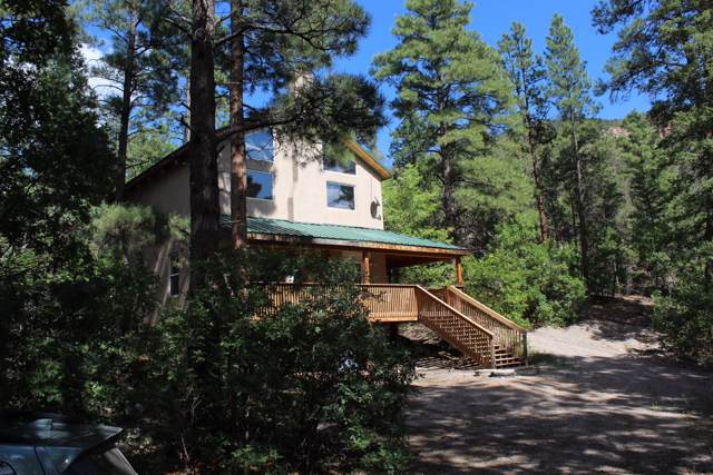 238 Entrada Lane, Jemez Springs, NM 87025 (MLS #954368) :: Campbell & Campbell Real Estate Services