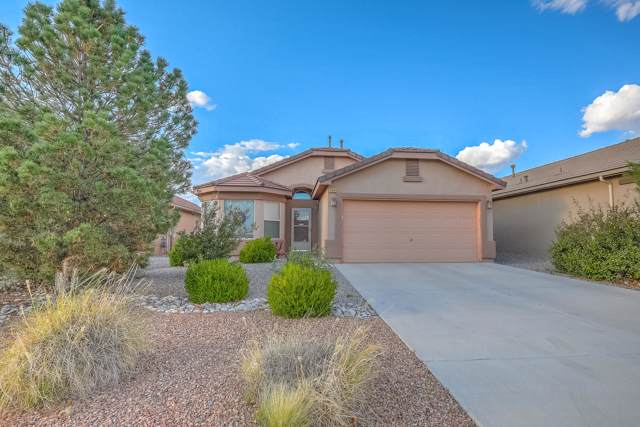 2840 Violeta Circle SE, Rio Rancho, NM 87124 (MLS #954376) :: Campbell & Campbell Real Estate Services