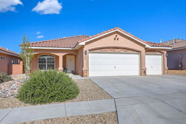 1844 Man O War Street SE, Albuquerque, NM 87123 (MLS #954380) :: The Bigelow Team / Red Fox Realty