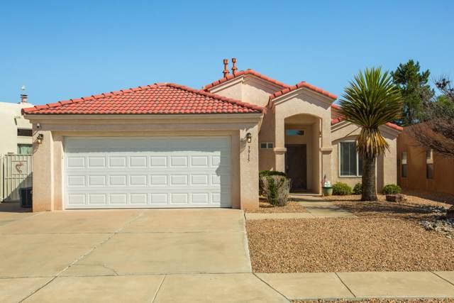 3915 Sundrop Place NW, Albuquerque, NM 87114 (MLS #954384) :: Silesha & Company