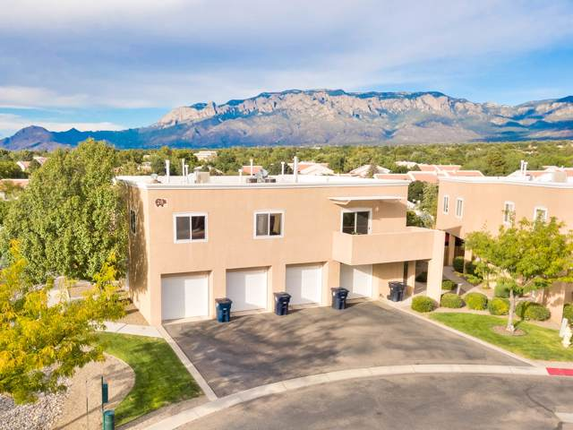 4701 Morris Street NE #2804, Albuquerque, NM 87111 (MLS #954385) :: The Bigelow Team / Red Fox Realty