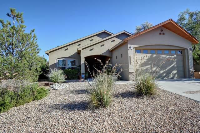 6279 Nardos Road NW, Albuquerque, NM 87114 (MLS #954395) :: Silesha & Company