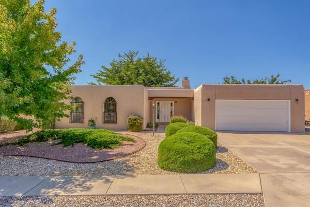 7001 Red Sky Court NE, Albuquerque, NM 87111 (MLS #954397) :: Silesha & Company