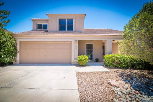 3920 Tundra Swan Court NW, Albuquerque, NM 87120 (MLS #954398) :: The Bigelow Team / Red Fox Realty