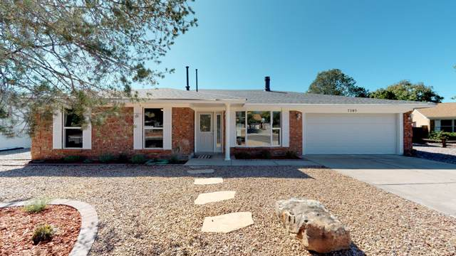 7105 Luella Anne Drive, Albuquerque, NM 87109 (MLS #954408) :: The Bigelow Team / Red Fox Realty