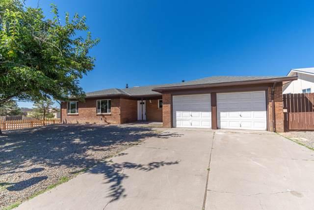 3701 Madrid Drive NE, Albuquerque, NM 87111 (MLS #954409) :: Silesha & Company