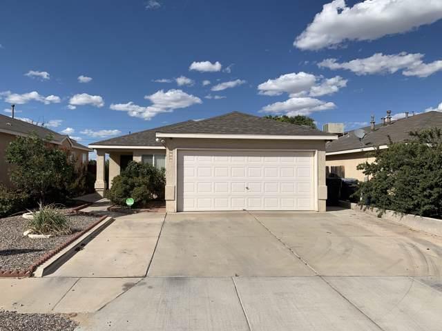 8915 Via Del Oro Avenue SW, Albuquerque, NM 87121 (MLS #954422) :: Campbell & Campbell Real Estate Services