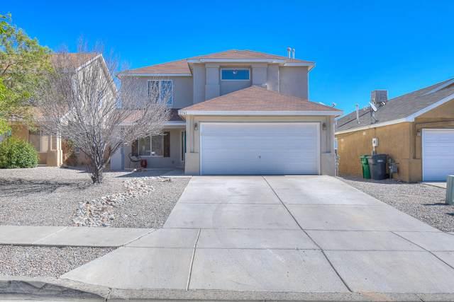 1741 Gallinas Road NE, Rio Rancho, NM 87144 (MLS #954426) :: Campbell & Campbell Real Estate Services