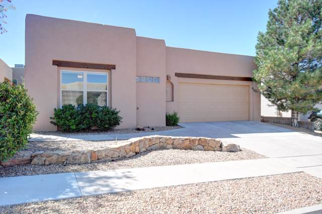 7328 Old Pecos Trail NE, Albuquerque, NM 87113 (MLS #954428) :: Campbell & Campbell Real Estate Services