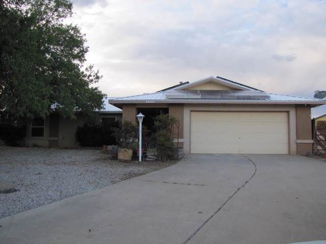 2600 Panorama Way SE, Rio Rancho, NM 87124 (MLS #954429) :: The Bigelow Team / Red Fox Realty