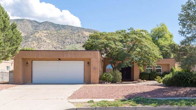 2112 White Cloud Street NE, Albuquerque, NM 87112 (MLS #954430) :: Campbell & Campbell Real Estate Services