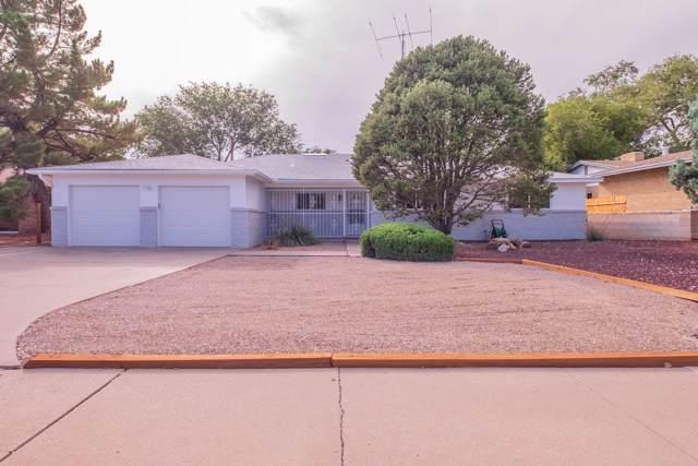 2917 Pennsylvania Street NE, Albuquerque, NM 87110 (MLS #954432) :: Campbell & Campbell Real Estate Services