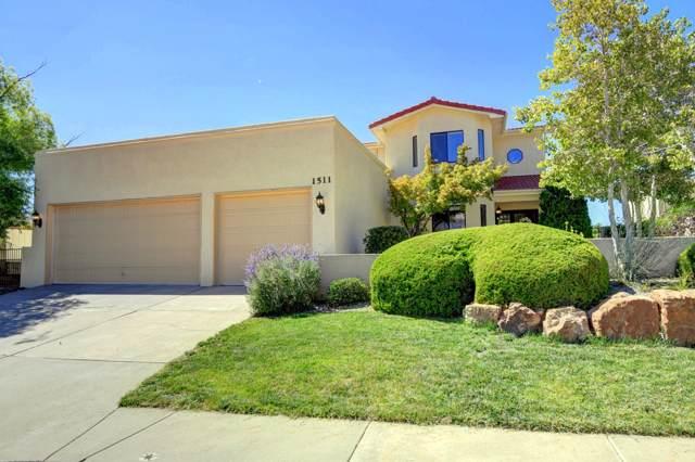1511 Wells Drive Ne Drive NE, Albuquerque, NM 87112 (MLS #954433) :: Campbell & Campbell Real Estate Services