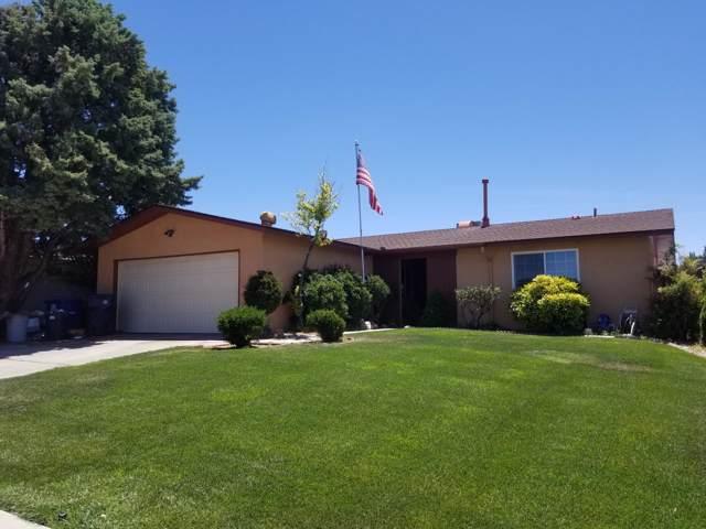 7904 Calle De Plata NE, Albuquerque, NM 87109 (MLS #954439) :: The Bigelow Team / Red Fox Realty