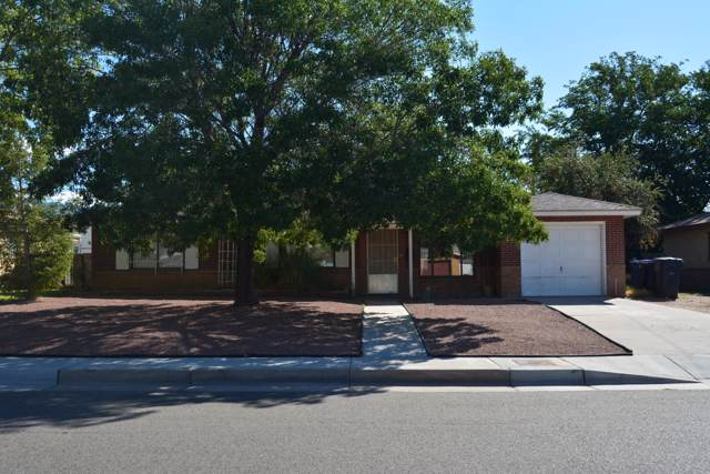 2606 General Bradley Street NE, Albuquerque, NM 87112 (MLS #954443) :: Campbell & Campbell Real Estate Services