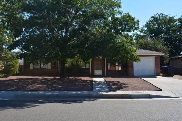 2606 General Bradley Street NE, Albuquerque, NM 87112 (MLS #954443) :: Silesha & Company