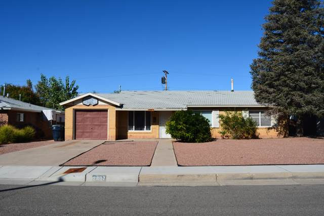 2607 General Bradley Street NE, Albuquerque, NM 87112 (MLS #954446) :: Campbell & Campbell Real Estate Services