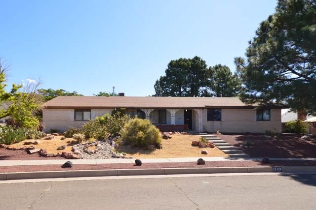 1508 Figueroa Drive NE, Albuquerque, NM 87112 (MLS #954453) :: Silesha & Company