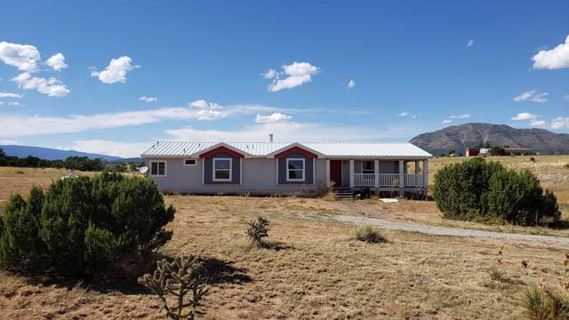 11 Northland Road, Edgewood, NM 87015 (MLS #954460) :: Silesha & Company
