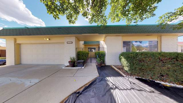 1201 Kirby Street NE, Albuquerque, NM 87112 (MLS #954461) :: Campbell & Campbell Real Estate Services