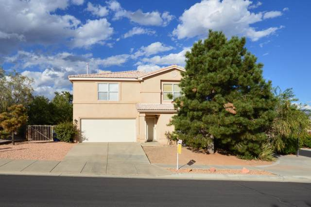 8200 Rancho Paraiso NW, Albuquerque, NM 87120 (MLS #954462) :: The Bigelow Team / Red Fox Realty