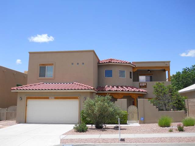 6209 Whiteman Drive NW, Albuquerque, NM 87120 (MLS #954466) :: The Bigelow Team / Red Fox Realty
