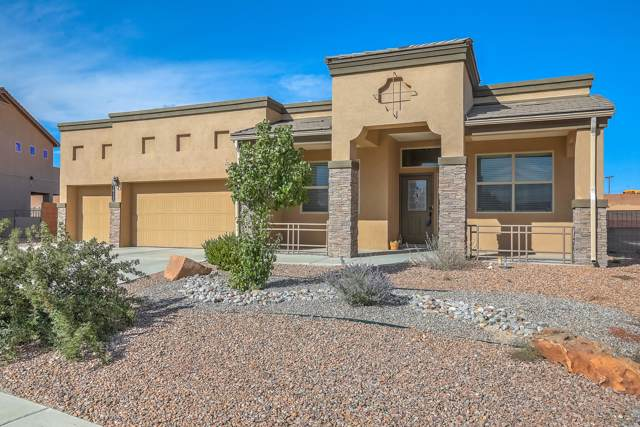 1612 Roble Drive SE, Rio Rancho, NM 87124 (MLS #954471) :: The Bigelow Team / Red Fox Realty