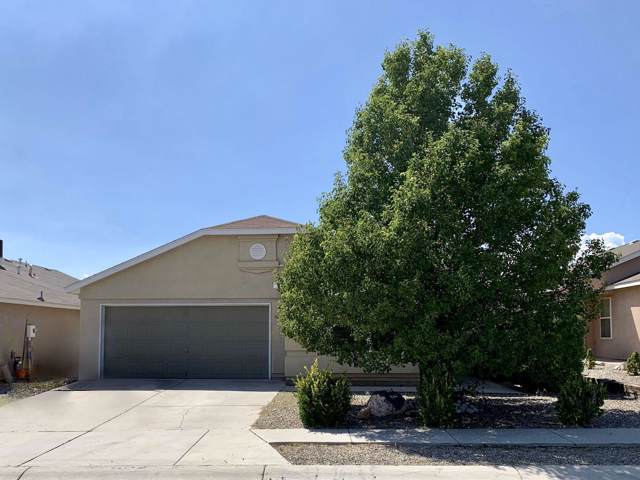 10435 Las Palmas Street NW, Albuquerque, NM 87114 (MLS #954477) :: The Bigelow Team / Red Fox Realty