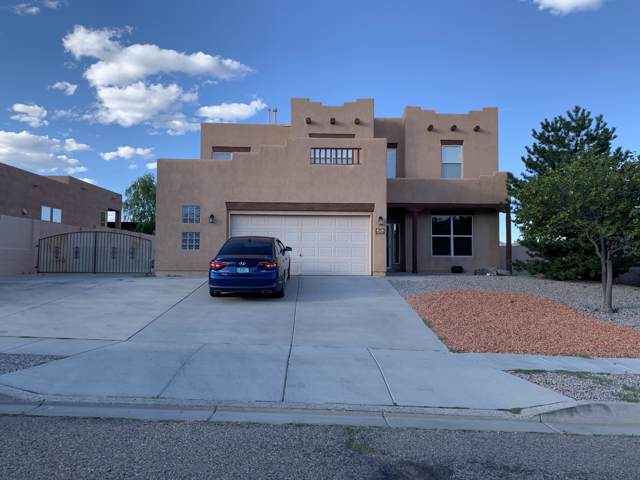 4949 Dream Dancer Drive NE, Rio Rancho, NM 87144 (MLS #954493) :: The Bigelow Team / Red Fox Realty