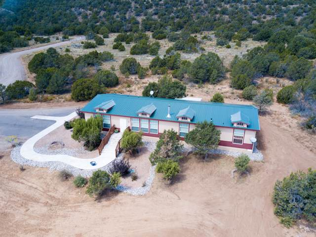 1 Mercy Place, Tijeras, NM 87059 (MLS #954495) :: Campbell & Campbell Real Estate Services