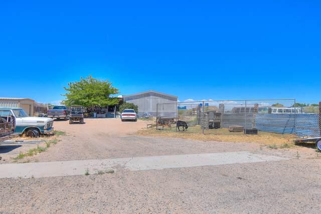 2621 Coors Road SW, Albuquerque, NM 87121 (MLS #954563) :: Silesha & Company