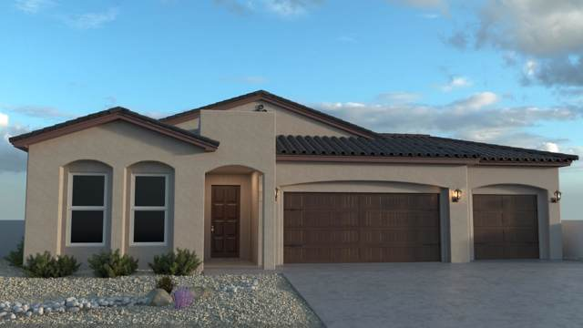 1815 Sunset Street SE, Albuquerque, NM 87123 (MLS #954589) :: Campbell & Campbell Real Estate Services