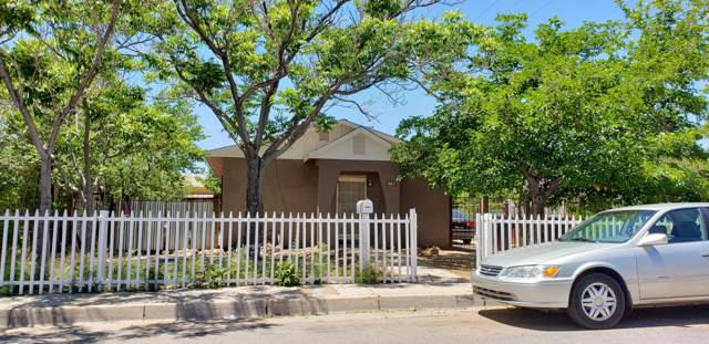 401 57Th Street SW, Albuquerque, NM 87121 (MLS #954601) :: Campbell & Campbell Real Estate Services
