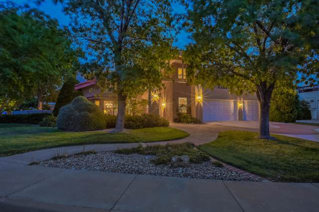 9204 Tanoan Drive NE, Albuquerque, NM 87111 (MLS #954631) :: The Bigelow Team / Red Fox Realty