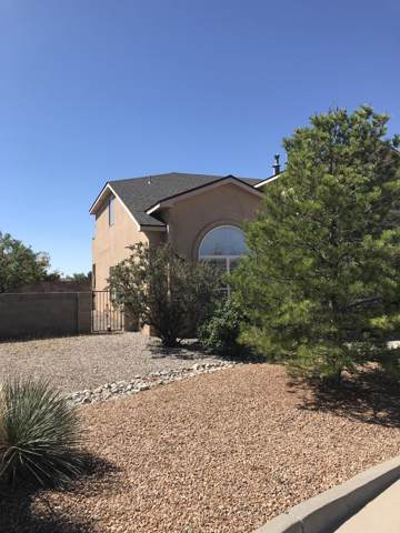 7272 Assisi Hills Road NE, Rio Rancho, NM 87144 (MLS #954677) :: The Bigelow Team / Red Fox Realty