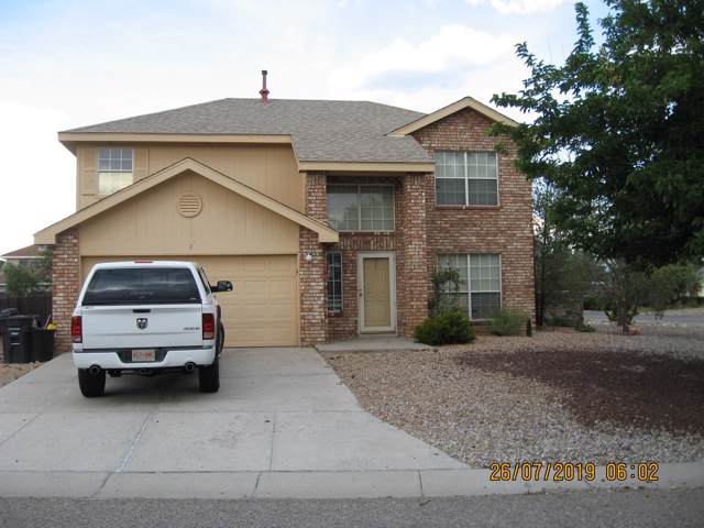 2 Apache Plume Road, Los Lunas, NM 87031 (MLS #954683) :: Campbell & Campbell Real Estate Services