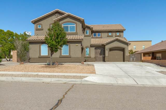 2500 Mesa Crotalo Road SE, Rio Rancho, NM 87124 (MLS #954693) :: The Bigelow Team / Red Fox Realty