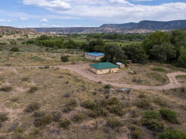 21491 Us Hwy 84, Abiquiu, NM 87510 (MLS #954695) :: Campbell & Campbell Real Estate Services