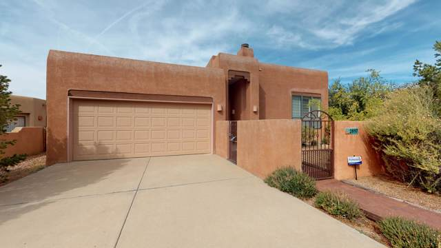 2897 Tramway Place NE, Albuquerque, NM 87122 (MLS #954723) :: Silesha & Company