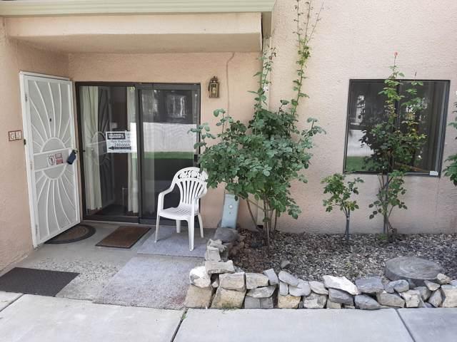 3501 Juan Tabo Boulevard NE G5, Albuquerque, NM 87111 (MLS #954753) :: Campbell & Campbell Real Estate Services