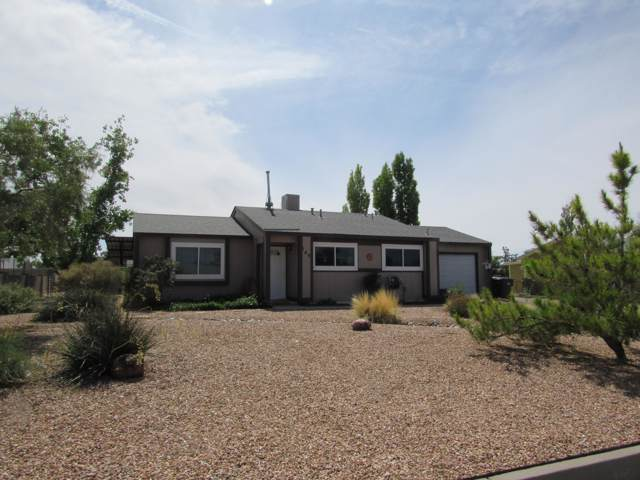 143 Pecos Loop SE, Rio Rancho, NM 87124 (MLS #954786) :: Campbell & Campbell Real Estate Services