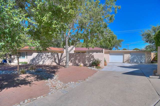 704 Wellesley Drive NE, Albuquerque, NM 87106 (MLS #954787) :: Campbell & Campbell Real Estate Services