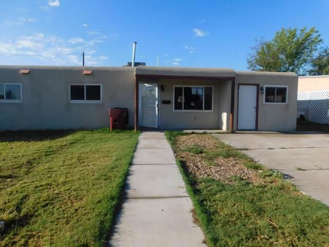 1007 Esperanza Drive, Belen, NM 87002 (MLS #954789) :: Campbell & Campbell Real Estate Services